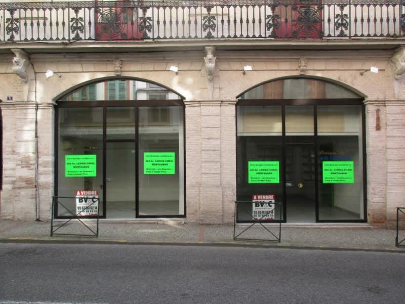 Vente local commercial Montauban 152000€ - Photo 1