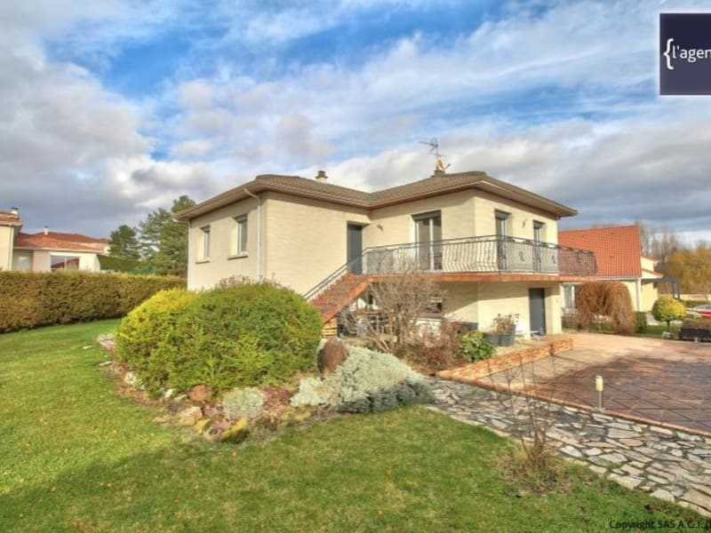 Vente maison / villa Perignat les sarlieve 399000€ - Photo 1