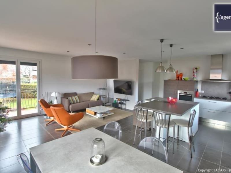 Vente maison / villa Perignat les sarlieve 399000€ - Photo 2