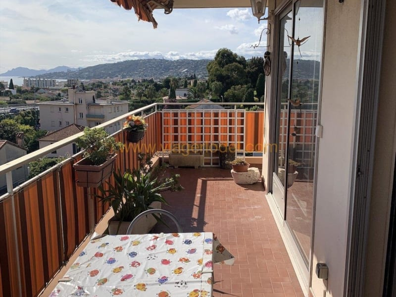 Life annuity apartment Antibes 200000€ - Picture 1