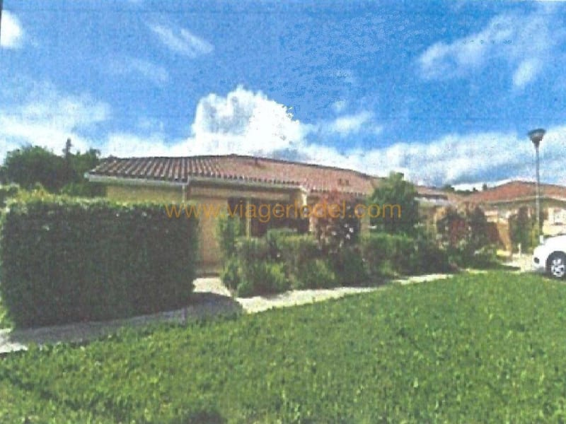 Life annuity house / villa Ruoms 85400€ - Picture 1