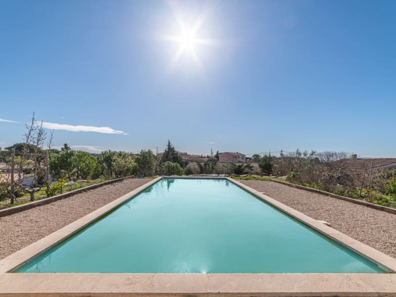 Sale house / villa Les angles 683000€ - Picture 2