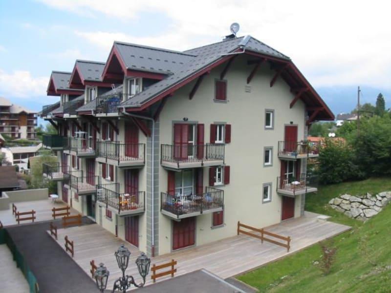 Rental apartment Saint gervais les bains 575€ CC - Picture 2