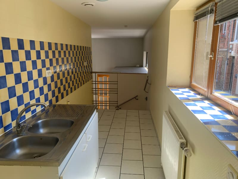 Rental apartment Saint quentin 435€ CC - Picture 3