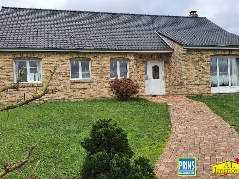 Vente maison / villa Burbure 458 000€ - Photo 1