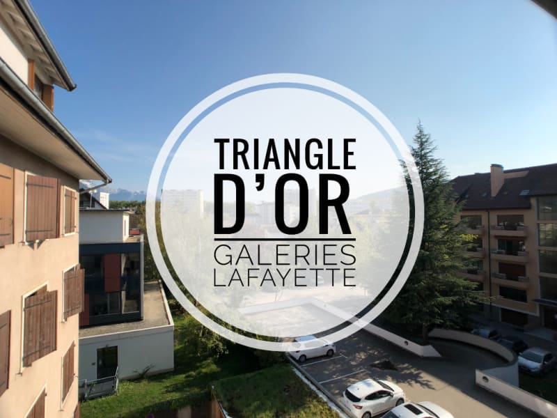 Triangle d'Or - Galeries Lafayette Appartement Type 3 de 89m2