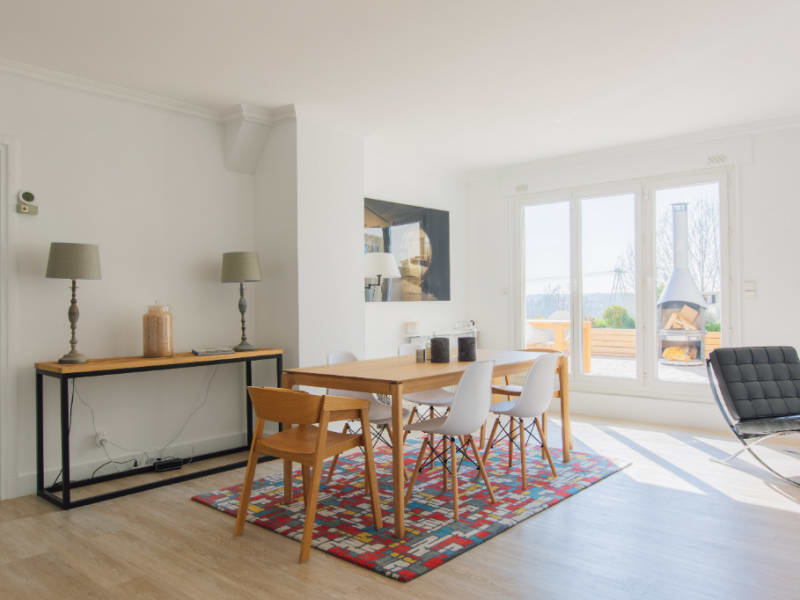 Vente appartement La frette sur seine 569000€ - Photo 1