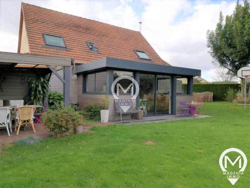 Sale house / villa Franqueville saint pierre 379000€ - Picture 1