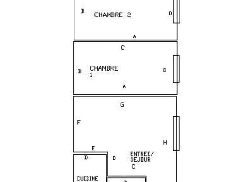 Location appartement Paris 10ème 1341€ CC - Photo 10
