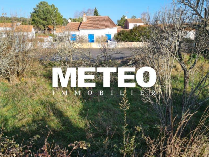 Verkauf grundstück La tranche sur mer 86000€ - Fotografie 1
