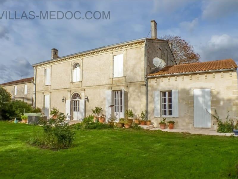 Vente maison / villa Jau dignac et loirac 780000€ - Photo 1