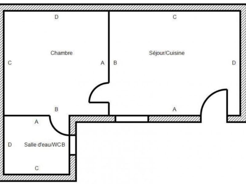 Vente appartement Montpellier 190000€ - Photo 7