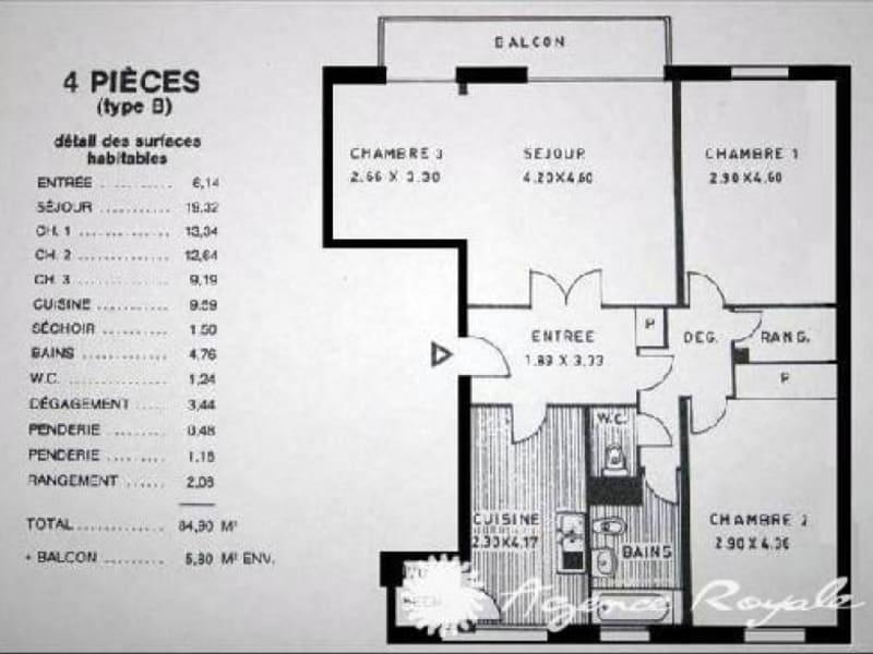 Vente appartement Chambourcy 295000€ - Photo 8
