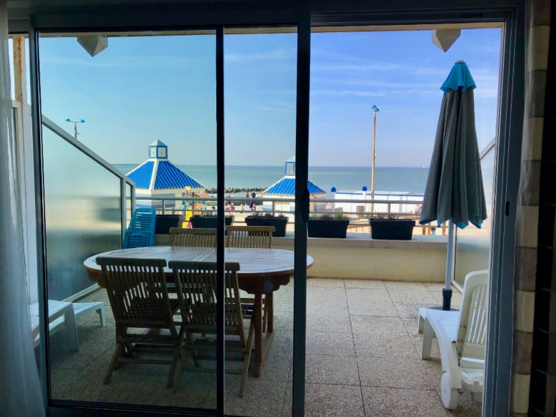 Vacation rental apartment Wimereux 440€ - Picture 1