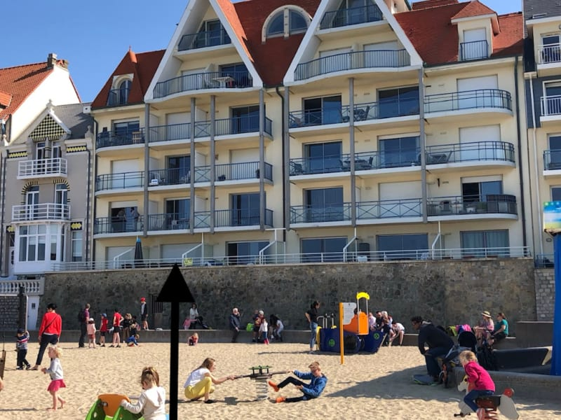 Vacation rental apartment Wimereux 440€ - Picture 7