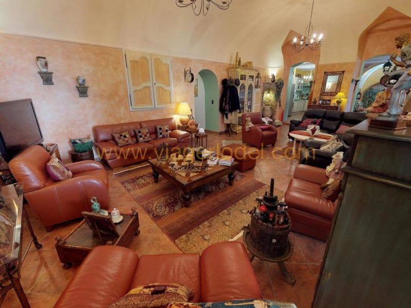 Life annuity apartment Gorbio 385000€ - Picture 6