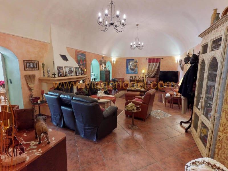 Verkauf auf rentenbasis wohnung Gorbio 385000€ - Fotografie 5