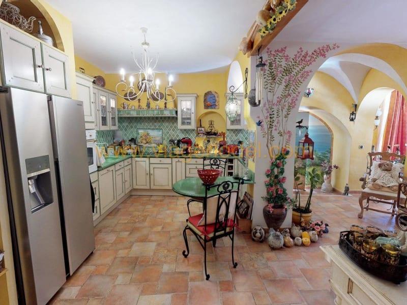 Life annuity apartment Gorbio 385000€ - Picture 7