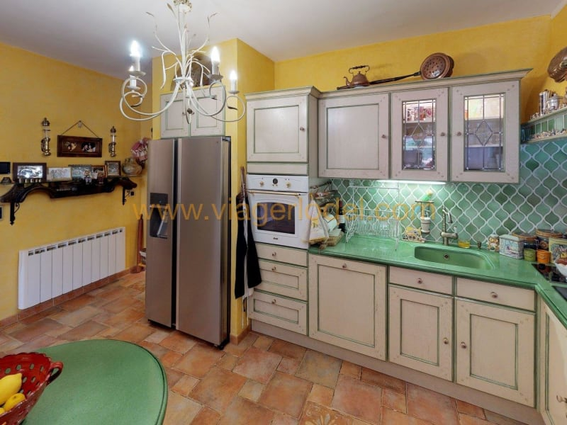 Verkauf auf rentenbasis wohnung Gorbio 385000€ - Fotografie 9