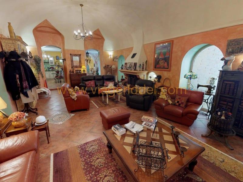 Verkauf auf rentenbasis wohnung Gorbio 385000€ - Fotografie 4