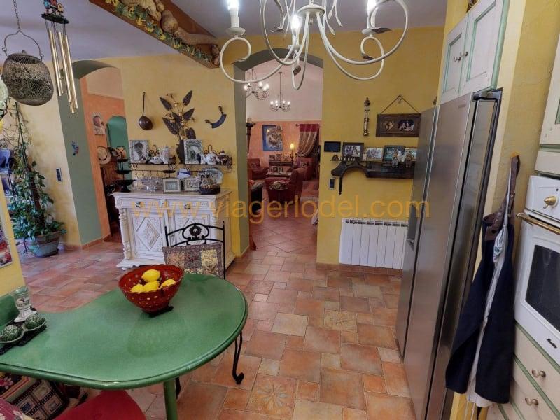 Life annuity apartment Gorbio 385000€ - Picture 8