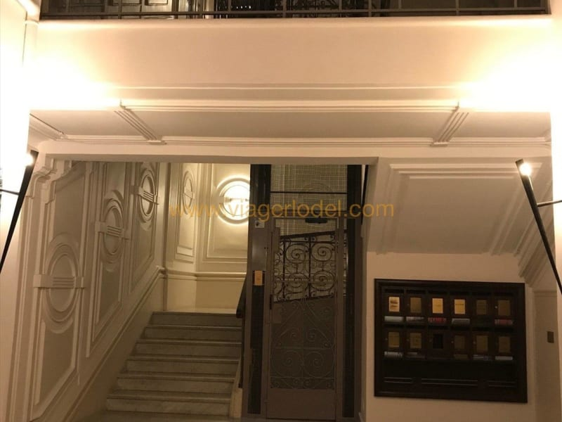 Life annuity apartment Nice 275000€ - Picture 7