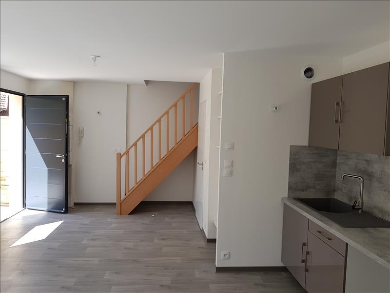 Rental apartment La norville 900€ CC - Picture 2