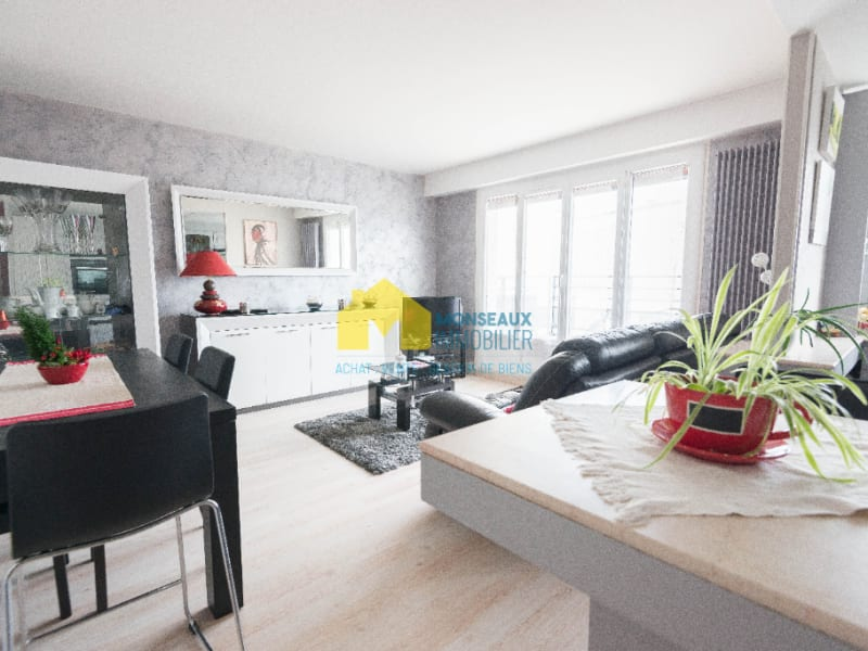 Vente appartement Sainte geneviève des bois 215900€ - Photo 1