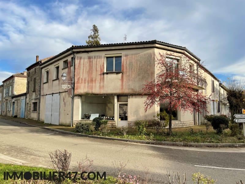 Verkoop  flatgebouwen Prayssas 158000€ - Foto 1