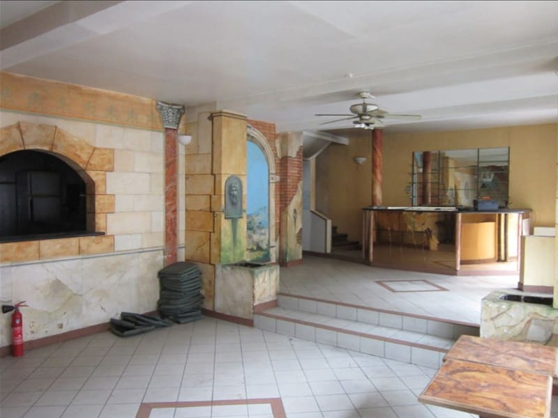Rental empty room/storage Trie chateau 1 200€ HC - Picture 2