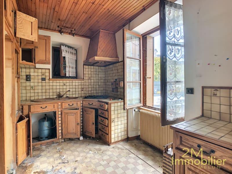 Vente maison / villa Dammarie les lys 153500€ - Photo 3