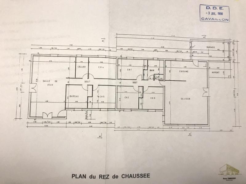 Sale house / villa Cheval blanc 460000€ - Picture 12