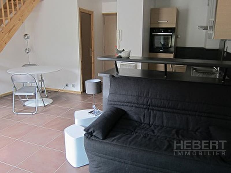 Sale apartment Sallanches 140 000€ - Picture 1