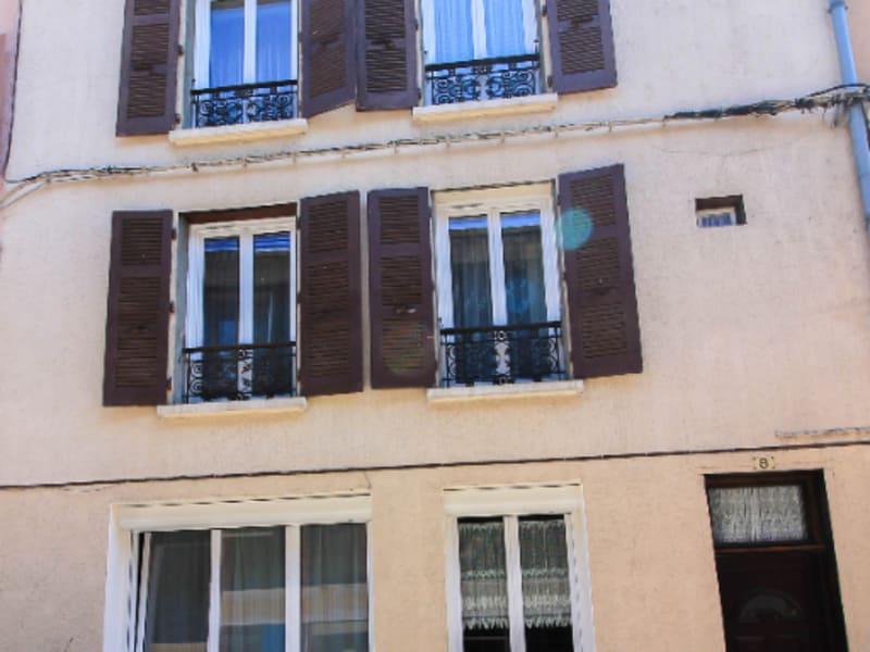 Vente maison / villa Allevard 140000€ - Photo 1