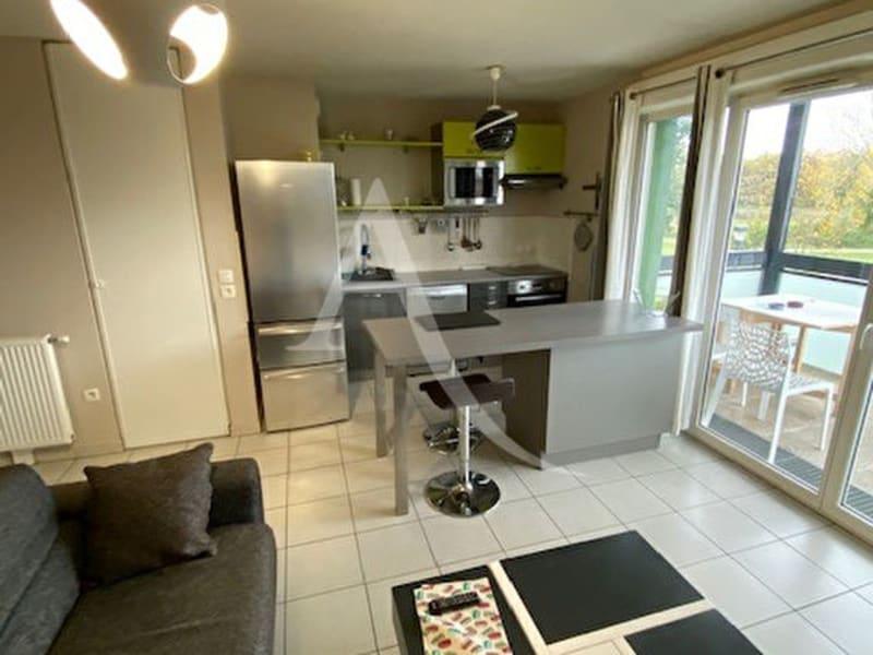 Rental apartment Colomiers 830€ CC - Picture 2