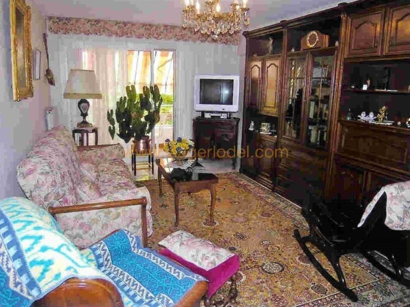 Life annuity apartment Nice 110 500€ - Picture 1