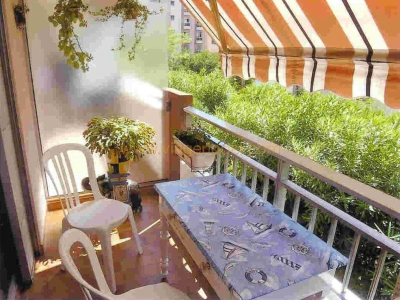 Life annuity apartment Nice 110 500€ - Picture 6