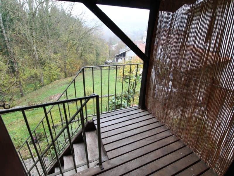 Vente maison / villa Saint geoire en valdaine 95000€ - Photo 7