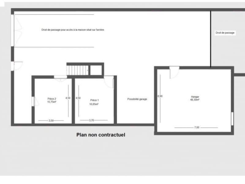 Vente maison / villa Grenoble / bajatiere 241500€ - Photo 2