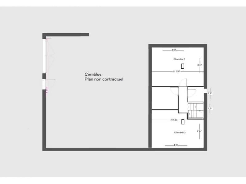 Vente maison / villa Grenoble / bajatiere 241500€ - Photo 4