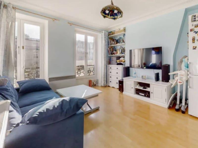 Sale apartment Paris 4ème 619000€ - Picture 1