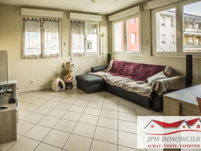 Sale apartment Scionzier 123000€ - Picture 2