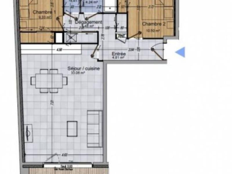 Sale apartment Cluses 225000€ - Picture 2