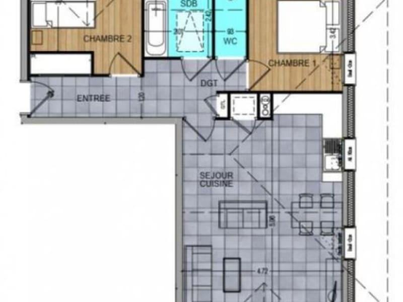 Sale apartment Marnaz 225000€ - Picture 2