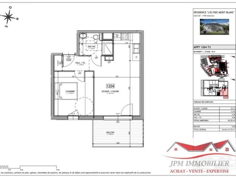 Sale apartment Sallanches 165000€ - Picture 5