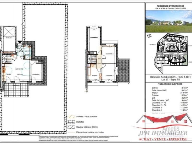 Sale house / villa Cluses 315000€ - Picture 2