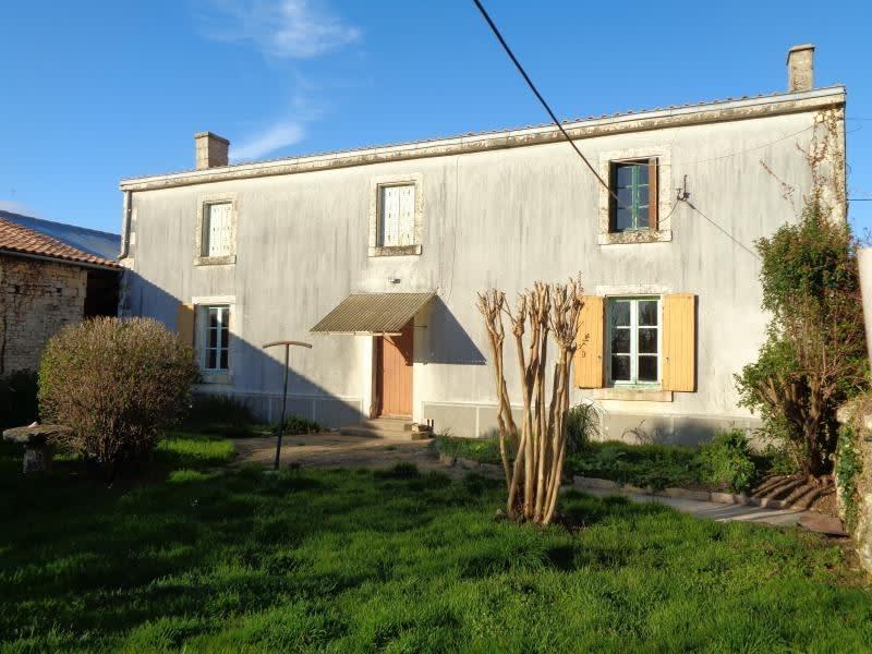 Vente maison / villa Vouille 210000€ - Photo 1