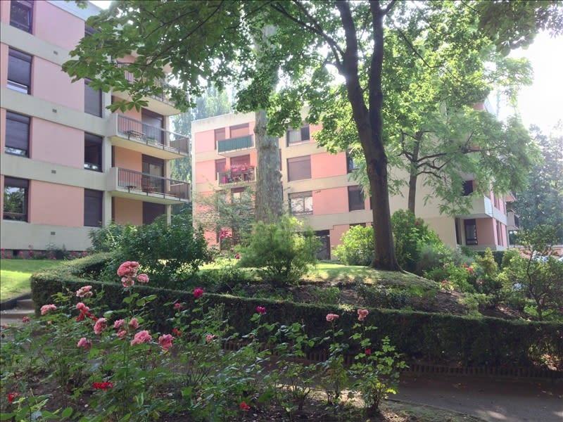 Rental apartment Palaiseau 1160€ CC - Picture 1
