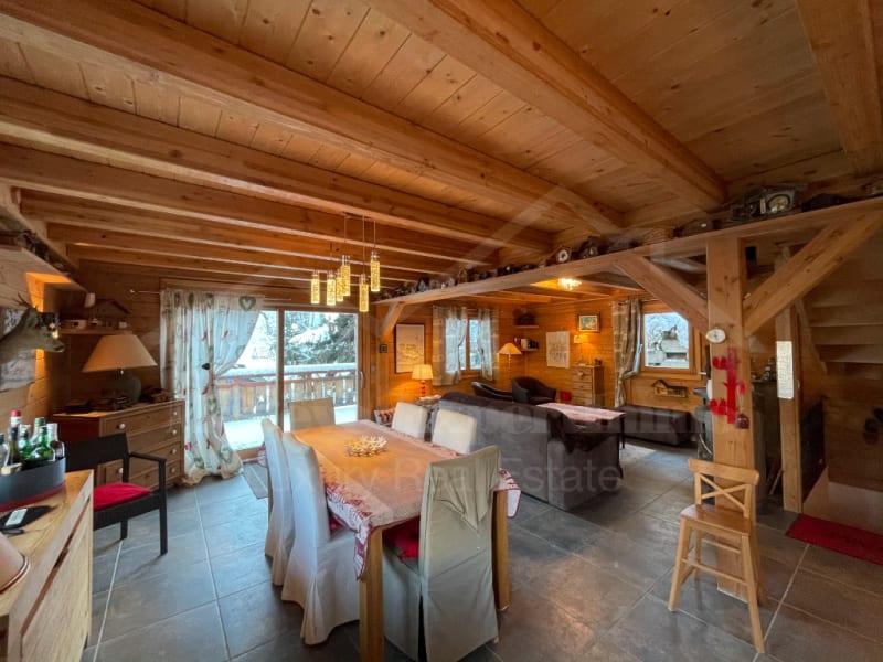 Sale house / villa Combloux 595000€ - Picture 1