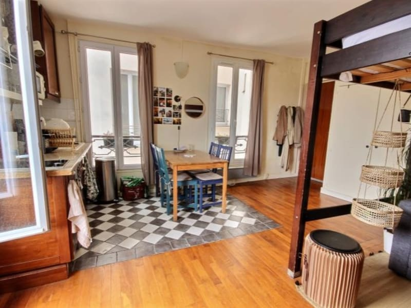 Vente appartement Paris 18ème 280 000€ - Photo 3